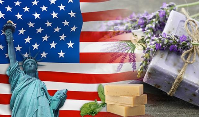 Amerikalı müşteri kalıp sabunlar satın almak istiyor
