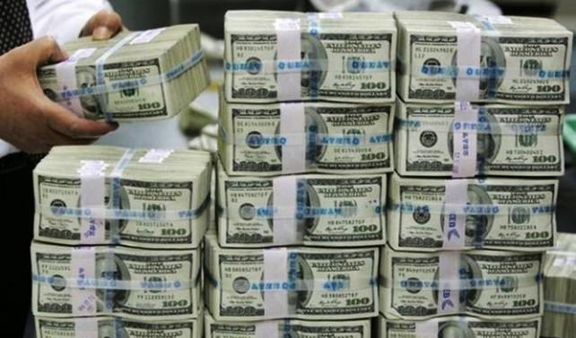 TCMB rezervleri 1.5 milyar dolar azaldı
