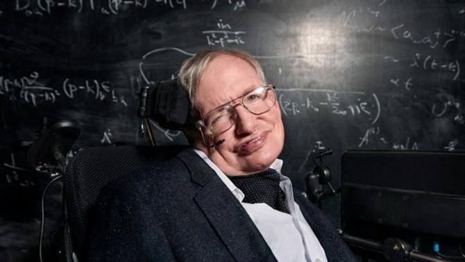 Hawking Roma'da hastaneye kaldırıldı