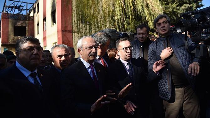 Kılıçdaroğlu Aladağ'da