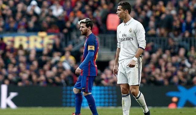 El Clasico'da gollü beraberlik