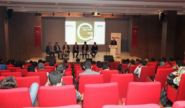 Erciyes Teknopark, girişimcilere yol gösteriyor