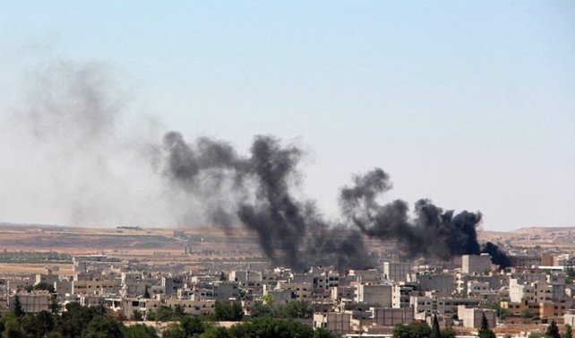 Suriye'de ateşkes ihlal edildi
