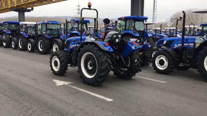 TürkTraktör 130'dan fazla ülkeye traktör sattı