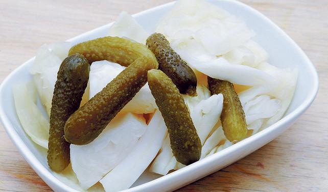 Hem lezzetli hem sağlıklı: Turşu