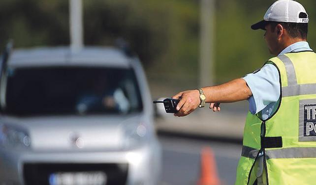 Trafik cezalarında zamlı tarife başlıyor