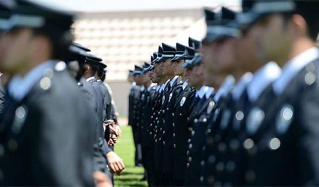 Polislerin bireysel başvurusuna ret