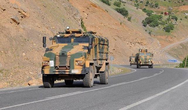 Bitlis'te 'özel güvenlik bölgesi' uygulaması