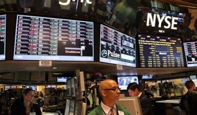 New York borsası yılın son işlem gününde pozitif