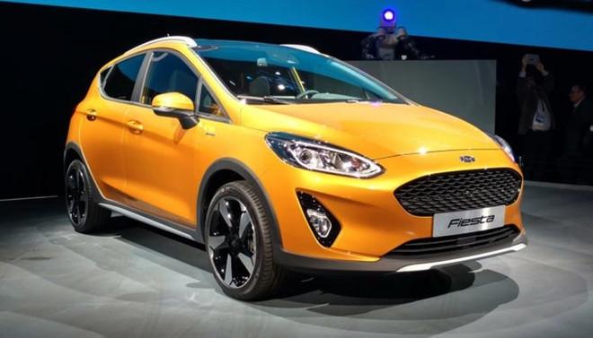 Ford, yeni Fiesta'yı görücüye sundu