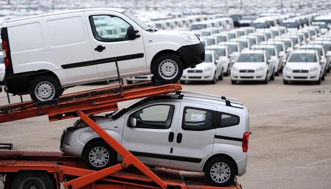 Kasım ayında otomotiv ihracatı yüzde 17 arttı