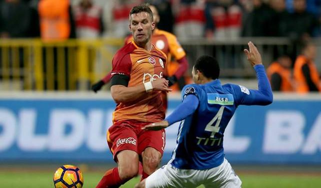 Galatasaray, fırsatı tepmedi