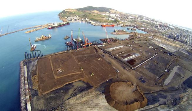 Petlim Limanı'nda operasyon başlıyor