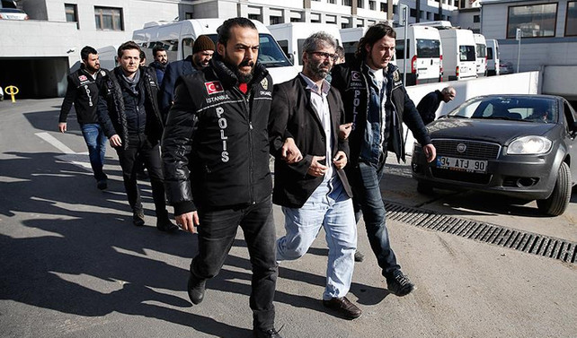 14 akademisyen tutuklandı