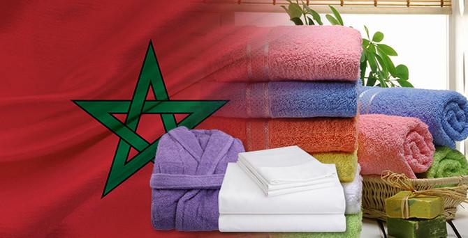 Faslı firma ev tekstil ürünleri ithal edecek