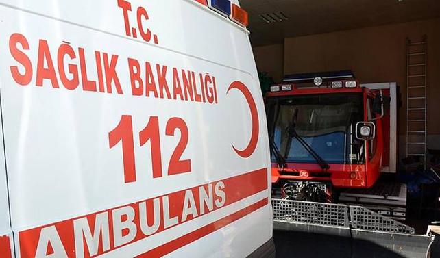 Nusaybin'de bir hurda deposunda patlama: 1 ölü, 2 yaralı