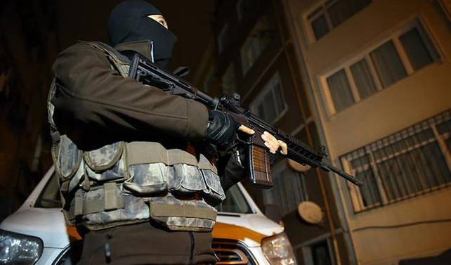 İstanbul'da eylem hazırlığındaki DEAŞ üyesi yakalandı