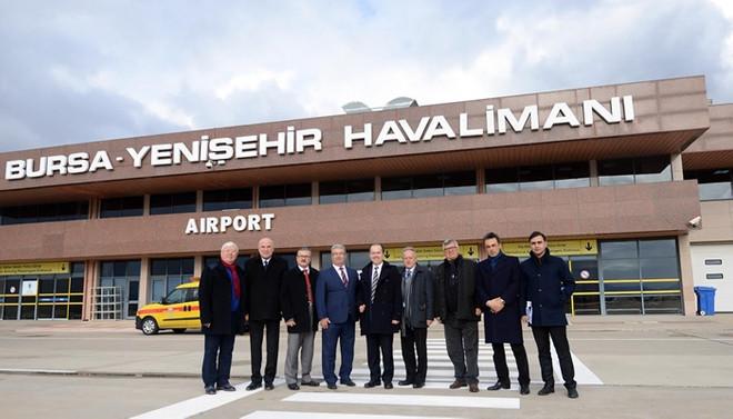 Yenişehir Havaalanı kargo merkezi olacak