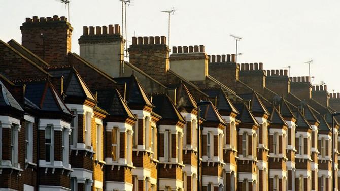 İngiltere'de konut fiyatları bazda yüzde 6 yükseldi