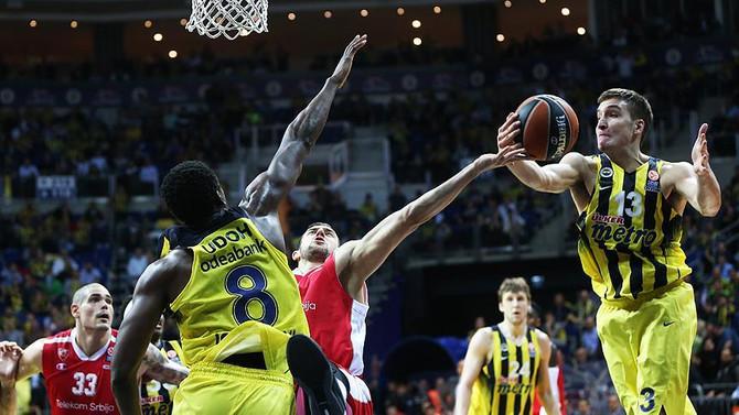 Fenerbahçe'nin konuğu Kızılyıldız