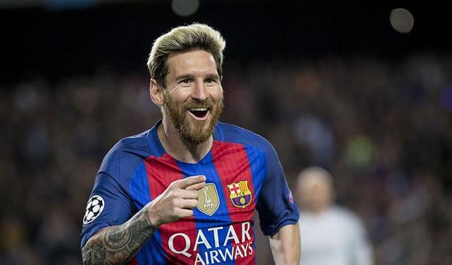Messi, Eusebio'yu yakaladı