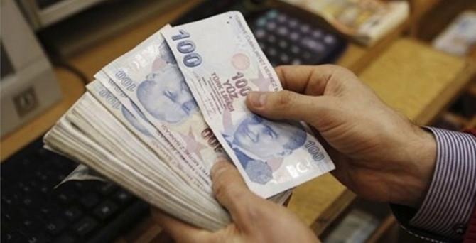 Hazine nakit dengesi 30 milyar 50 milyon lira açık verdi