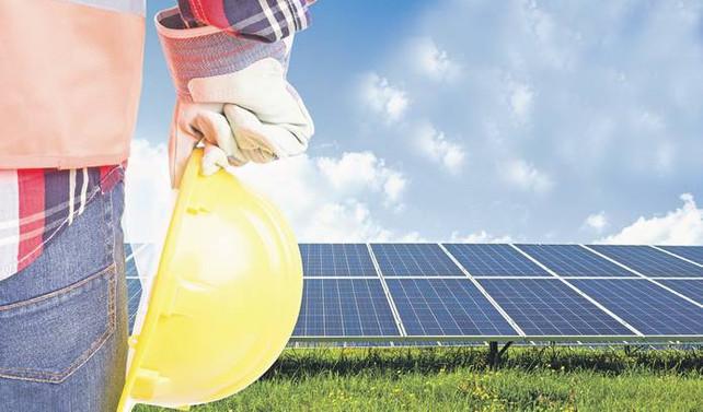 Yenilenebilir enerji Türkiye'de 376 bin kişiye yeni istihdam sağlayacak