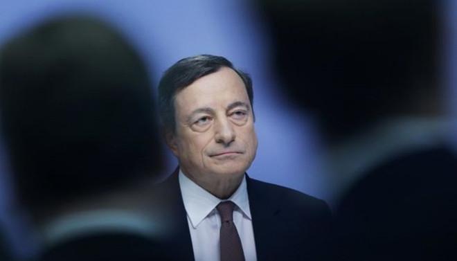 Gözler bugün ECB Başkanı Draghi'de