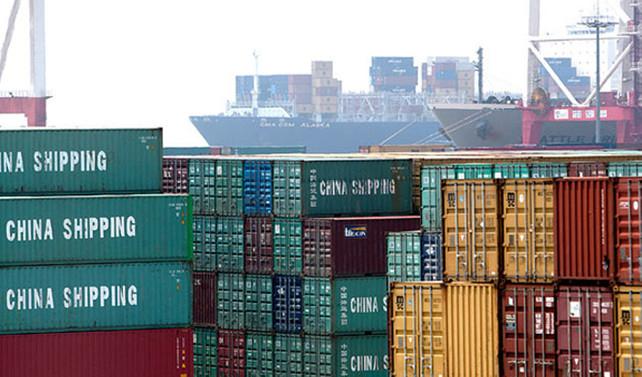 Çin'de ihracat ve ithalat arttı