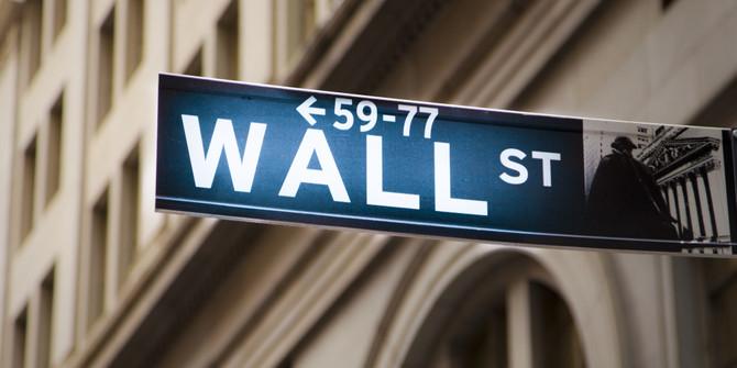 Wall Street'te rekor sürüyor