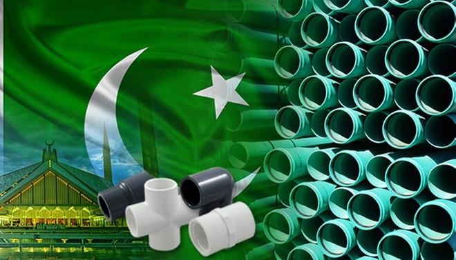 Pakistanlı firma plastik boru bağlantıları ithal edecek