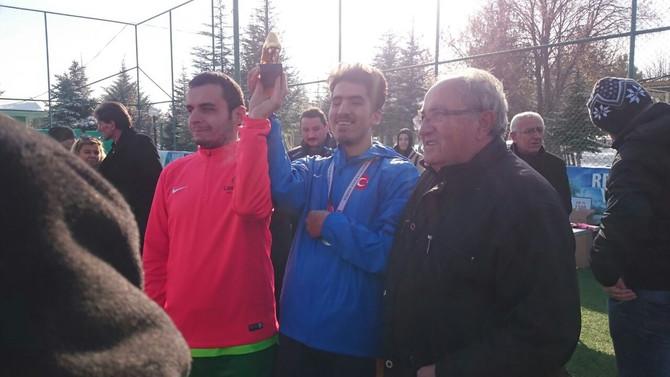 Çankaya, 'Sesi Görenler Ligi'nde 4. kez şampiyon