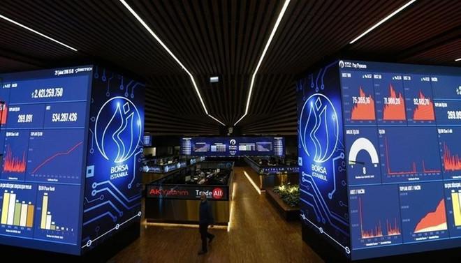 Yabancı 133 milyon TL'lik hisse ve tahvil sattı