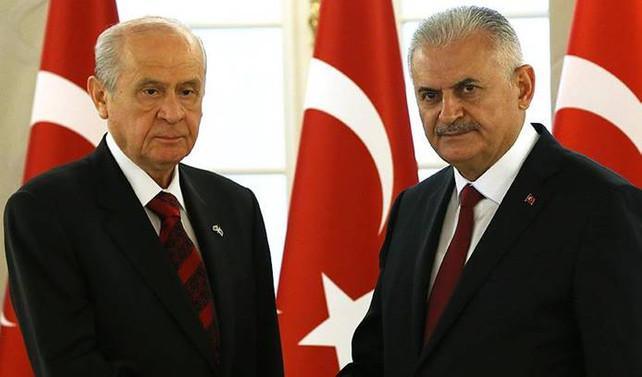 AK Parti ile MHP anayasa metninde uzlaşma sağladı