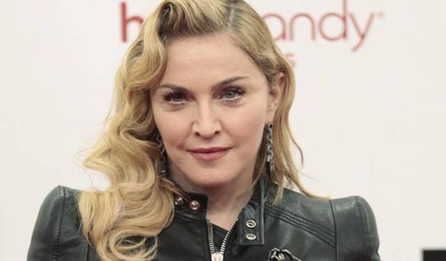 Madonna, Türk tasarımı yüzüğü nasıl taktı?