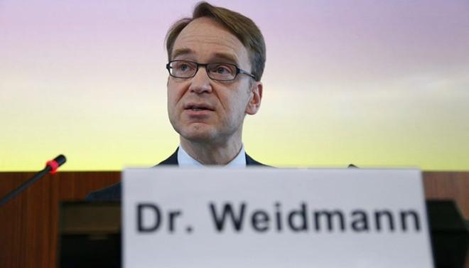 Weidmann, ECB'nin kararına karşı çıktı