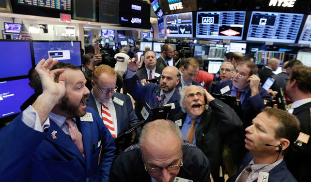 New York borsası Trump'la rekordan rekora koştu