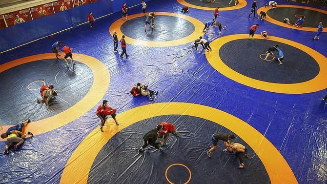Dünya Güreş Şampiyonası başlıyor