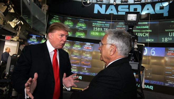 Piyasalarda 2 trilyon dolarlık Trump dalgası