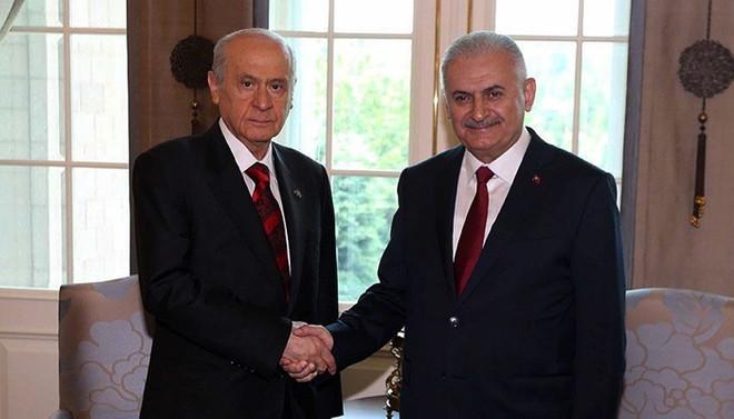 AK Parti ve MHP yarın ortak açıklama yapacak