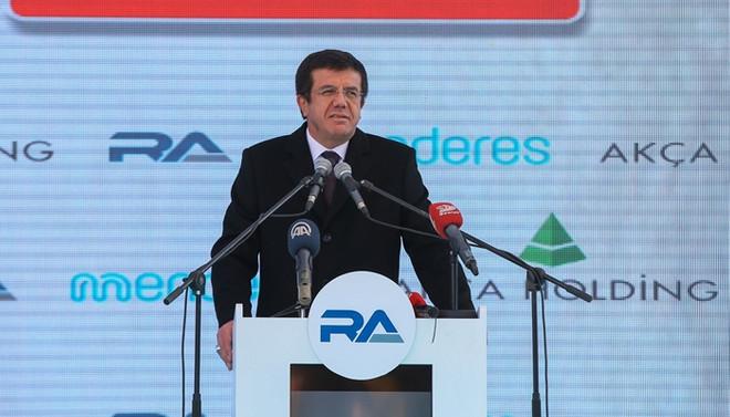 Zeybekci: Türk ekonomisi stres testini atlattı