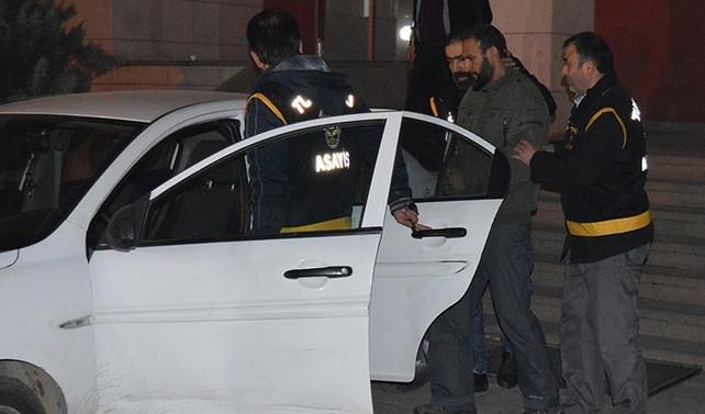 Ebru Tireli'ye tekme atan saldırgan tutuklandı