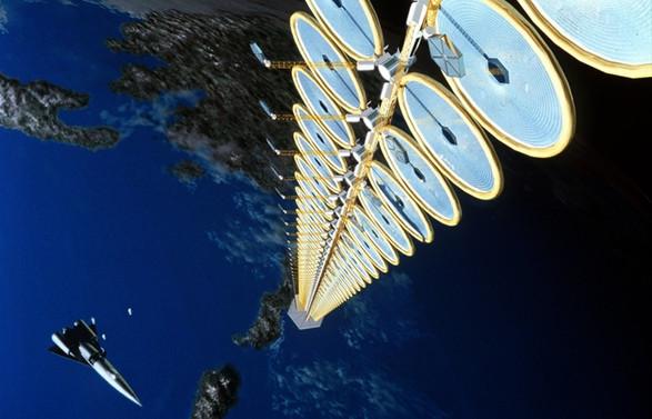 Uydular uzayda enerji üretecek