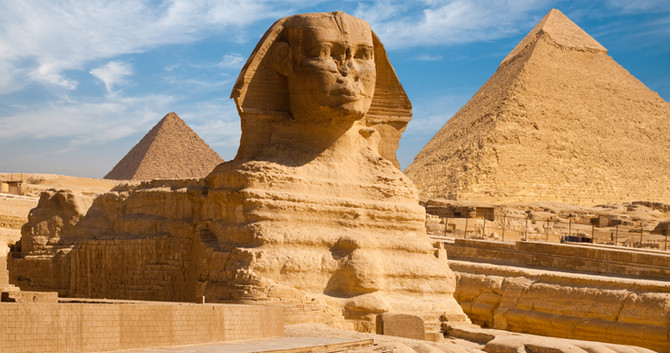 Mısır'a gelen turist sayısı yüzde 41 azaldı