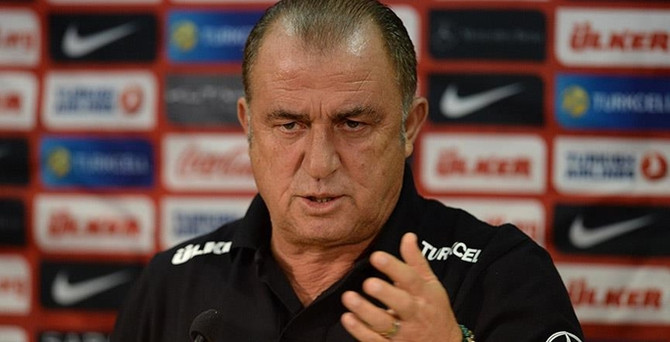 Fatih Terim'le 127. milli maç