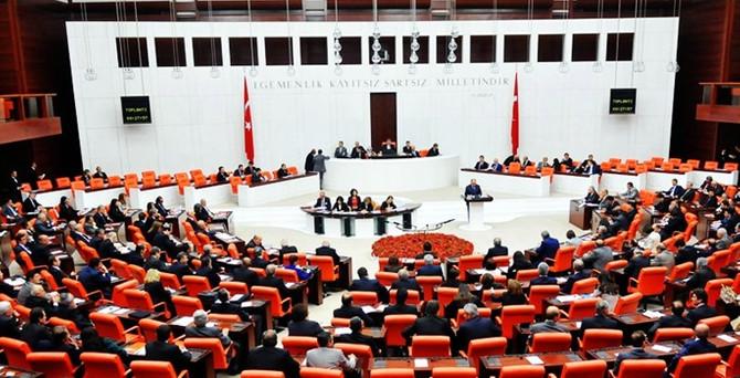 Irak-Suriye tezkeresi Meclis'te