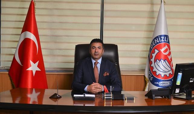 Denizli Ticaret Odası'nın yeni başkanı Uğur Erdoğan