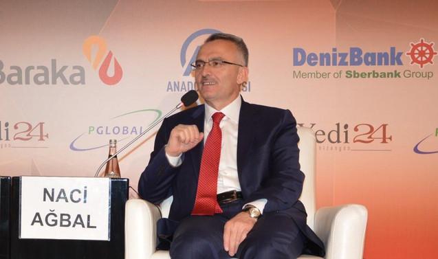 İstanbul Finans Zirvesi başladı