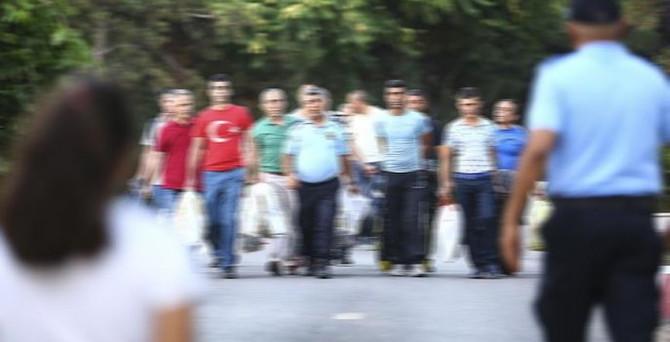 Eskişehir'de 493 hükümlü tahliye edildi