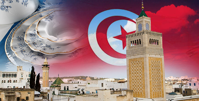 Tunus porselen yemek takımları ithal edecek